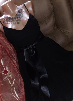 Rise платье нарядное рр8; рр 12;  черное