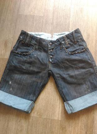 Шорты джинс италия