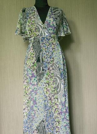 Шифоновое пляжное платье limited