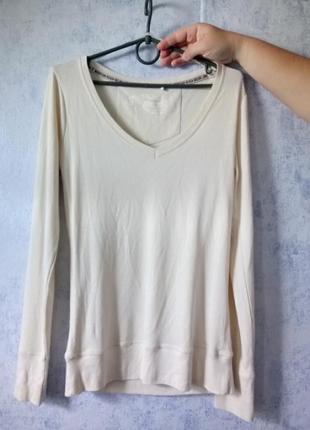 Новая футболка с длинным рукавом размер uk 14
