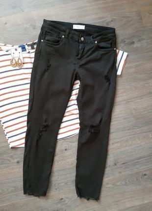 Рваные джинсы женские. джинси жіночі