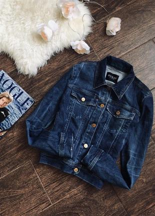 Очень красивая и качественная джинсовая курткч