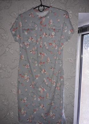 Платье футляр летнее