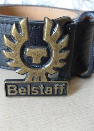 Belstaff (italy) кожаный ремень