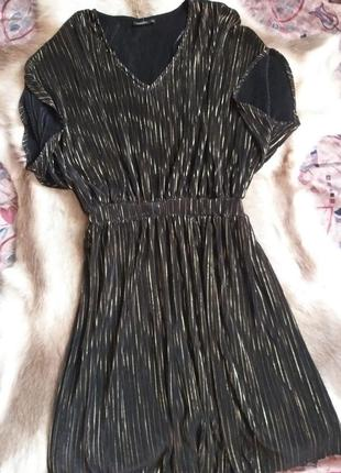 Плаття в рубчик м(оверсайс)
