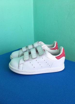 Кросівки шкіряні adidas stan smith