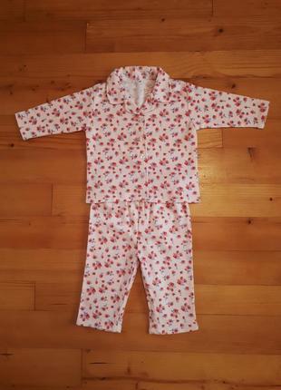 Пижама из байки