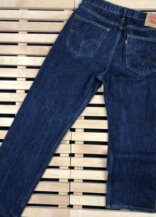 Очень крутые мужские джинсы levis размер 36/32