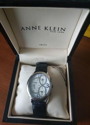 Часы женские оригинал швейцария anne klein