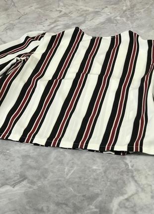 """Блуза на """"запах"""" в полоску  bl1928038 primark3 фото"""