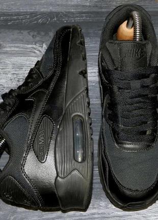 Nike air max 90 ! оригинальные, кожаные невероятно крутые кроссовки