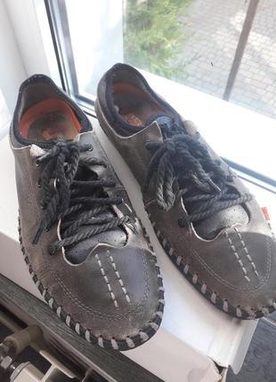 Мокасины,туфли ecco 43 размер