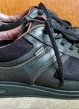 Кроссовки ботинки ecco gore tex