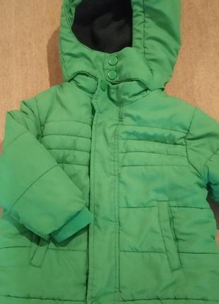 Куртка на флісі