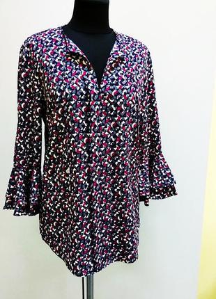 Lauren ralph lauren  блузка  туника в романтическом стиле