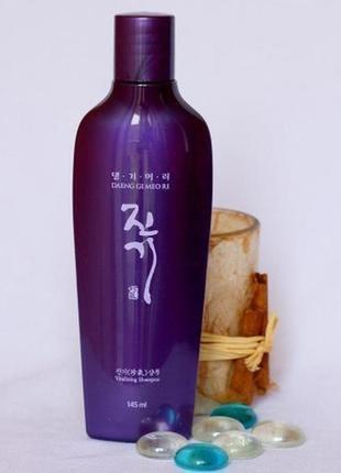 Регенерирующий шампунь против выпадения волос daeng gi meo ri vitalizing 145 мл