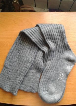 Шерстяные гольфы,  носки 38-41 gralon
