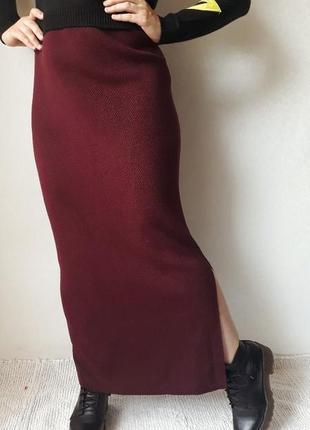 Потрясающая тепленькая  юбочка от splash