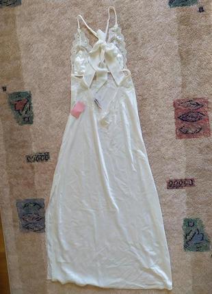Брендовые пеньюар для невесты hunkemoller