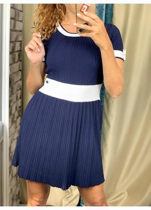 Милое платьице chanel