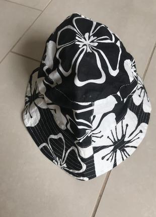 Панамка из хлопка стильная модная размер s-m