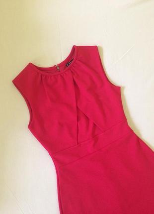 Плаття mango червоне