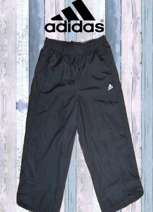 🐾🐾легкие летние бриджи черные adidas climalite большой размер оригинал 🐾🐾🐾