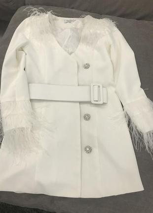 Плаття піджак
