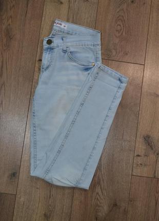 Легкие светлые джинсы gloria jeans
