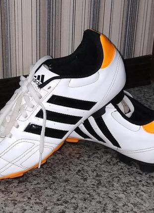 Бутсы adidas. размер 36