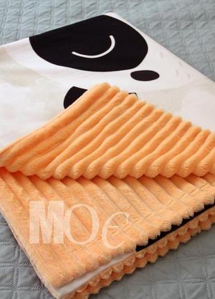 Пледик покривальце ковдрочки одеяло