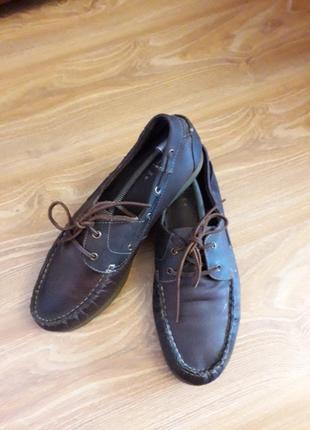 Туфли,топсайдеры