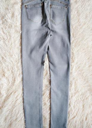 ♠️ джинсы скинни с высокой посадкой ♠️2 фото