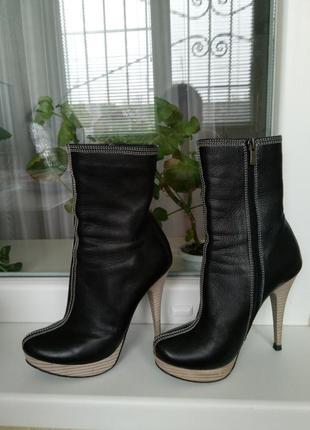 Демисезонные ботинки mario muzi