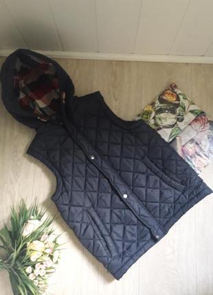Модная жилетка 12-14 лет f&f