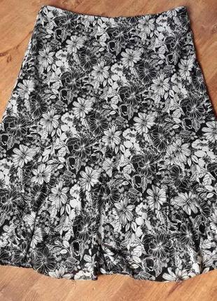 Шикарнейшая юбка большой размер  canda c&a