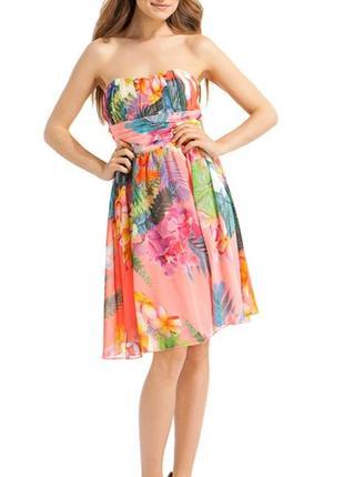 Шикарное трендовое платье