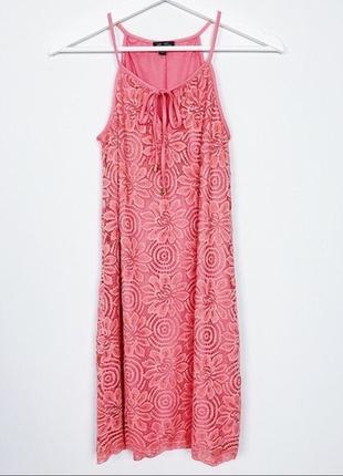 Кружевное платье lily roze