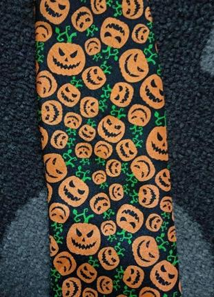 Галстук halloween