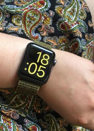 Apple watch band миланская петля 38/40