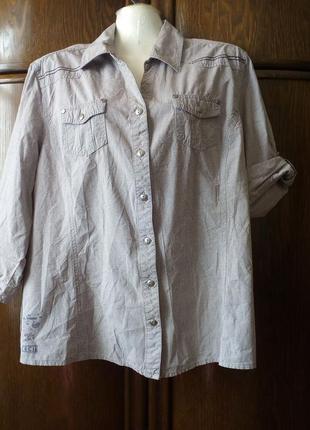 Рубашка --cecil---xl5 фото