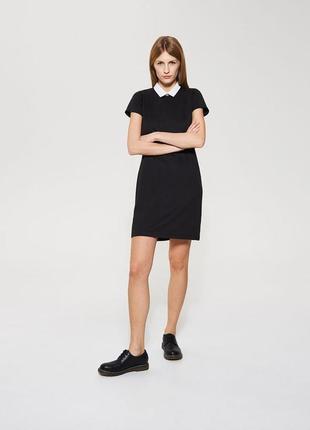 Классическое черное платье 👗