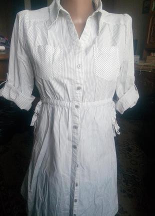 Туника, длинная рубашка
