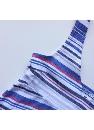 Zara basic denim couture •стильна маєчка з гарною спинкою