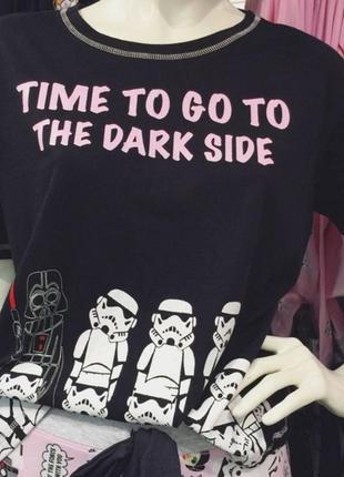 "Sale!) хлопковая футболка  ""звездные войны"". star wars"