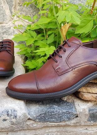 Оригинальные мужские туфли ессо