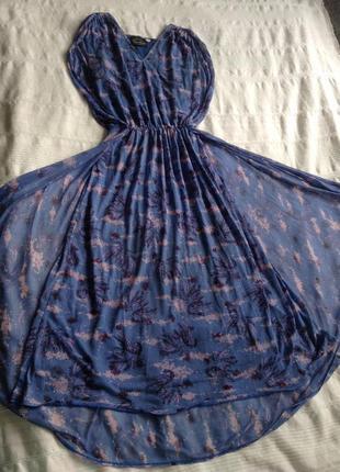 Винтажное нежное платье