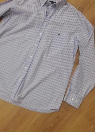 Рубашка gant l оригинал