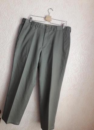 Крутые брюки для солидного мужчины croft& barrow