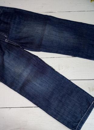 Тонкие джинсы на резинке для мальчика